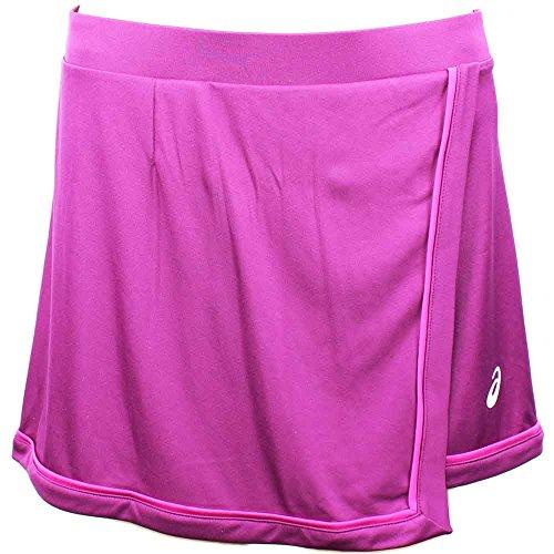 ASICS Women's Club Styled Skort, Medium, (Range Wear Knit Skort)