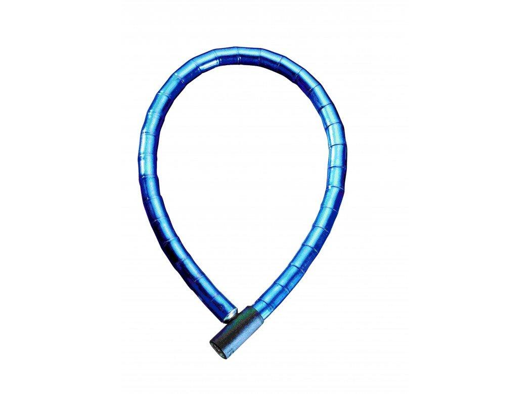 Arregui Antivol avec câble blindé pour moto Bleu 150 cm ARB7761LUM