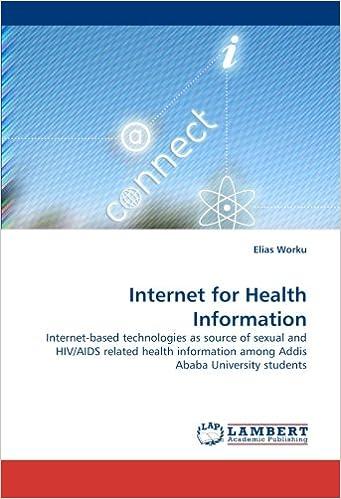 Internet for Health Information: Internet-based technologies