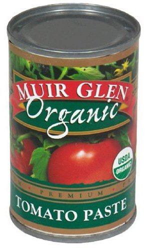 Muir Glen Organic Tomato Paste - 6 Oz