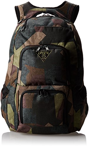 Dakine Women's Jewel Backpack, Patchwork Camo, 26L by Dakine