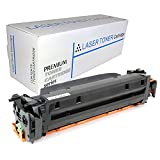 Proosh Compatible Toner Cartridge for HP CF380X, Black, 312A, 312X, Non OEM; for use in Compatible Printers: HP Color LaserJet MFP M476dw, Color LaserJet MFP M476dn, Color LaserJet MFP M476nw
