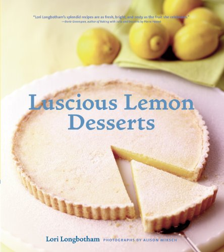 Desserts Lemon - Luscious Lemon Desserts