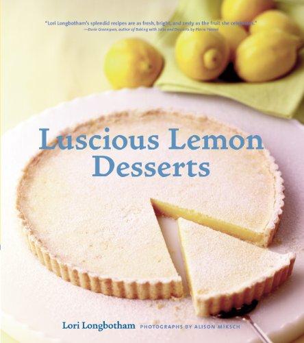 Desserts Lemon - Luscious Lemon Desserts