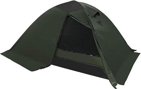 CATRP Marca 2 Personas Carpa para Camping 4 Estaciones ...