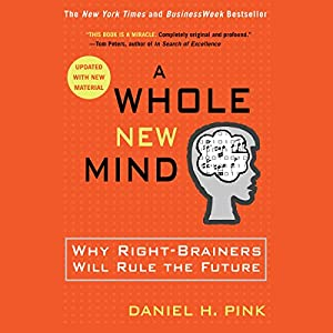 A Whole New Mind Audiobook