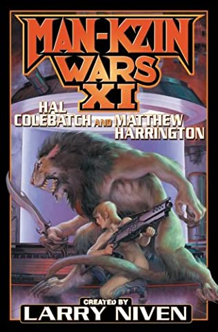 Man-Kzin Wars XI by Larry Niven