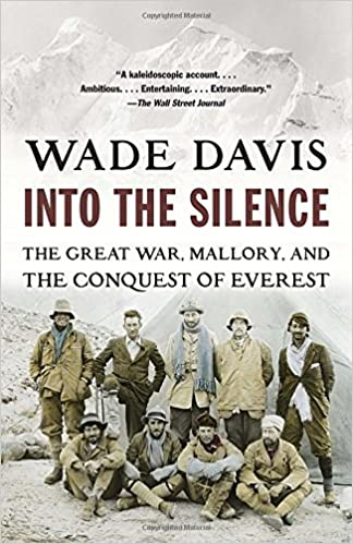 Image result for into the silence book cover