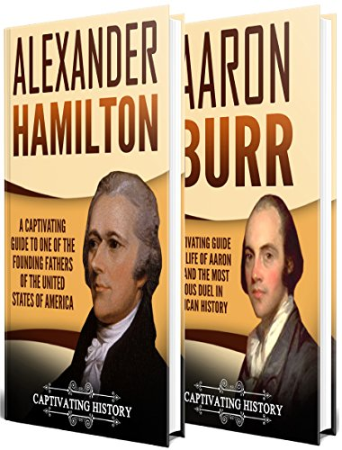 Shape Burrs - The Duel: A Captivating Guide to the Lives of Alexander Hamilton and Aaron Burr