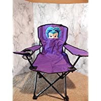 Personalized Blue Genie Folding Chair (CHILD SIZE)