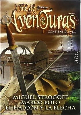 Pack Cine De Aventuras (3 Dvd): Amazon.es: Varios: Cine y Series TV