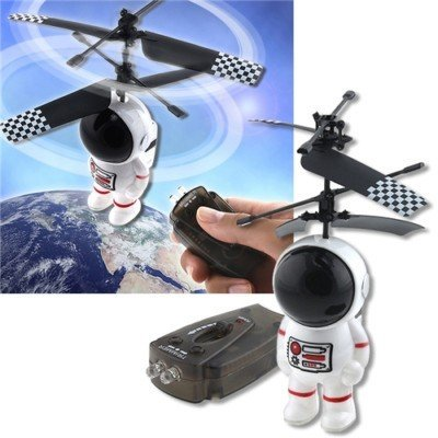 John N Hansen Co. Remote Control Flying Spaceman