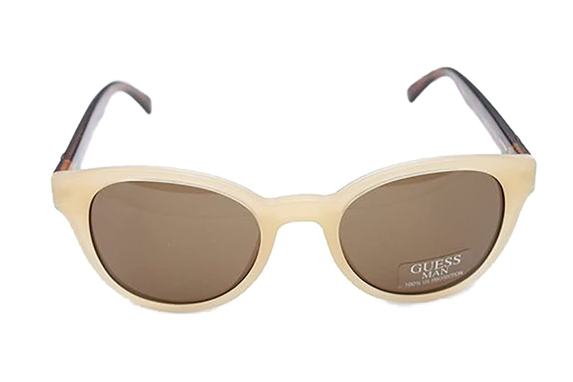 Amazon.com: anteojos de sol Guess GU de los hombres 6699 CR ...