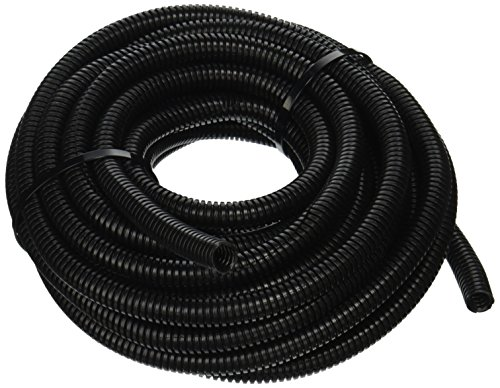 (Taylor Cable 38100 Black Convoluted Tubing )