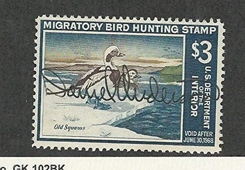 United States, Postage Stamp, RW34 Used, 1967 Duck Hunting, JFZ