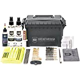 Breakthrough Clean Technologies Universal Ammo Can Cleaning Kit (22cal - 12ga) with HP Pro Oil