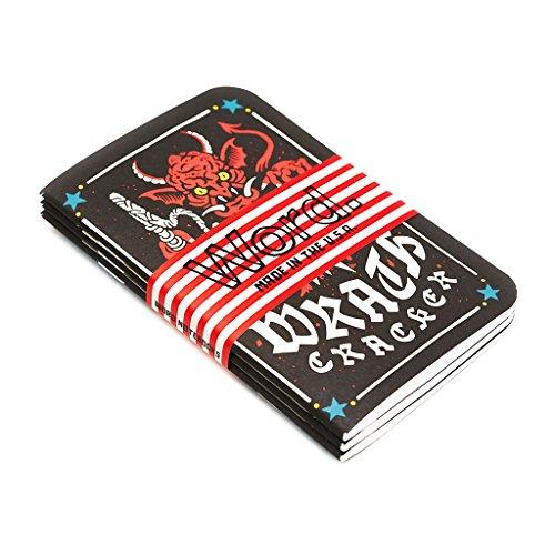 Word. Notebooks - Denton Watts (3-pack) Photo #6