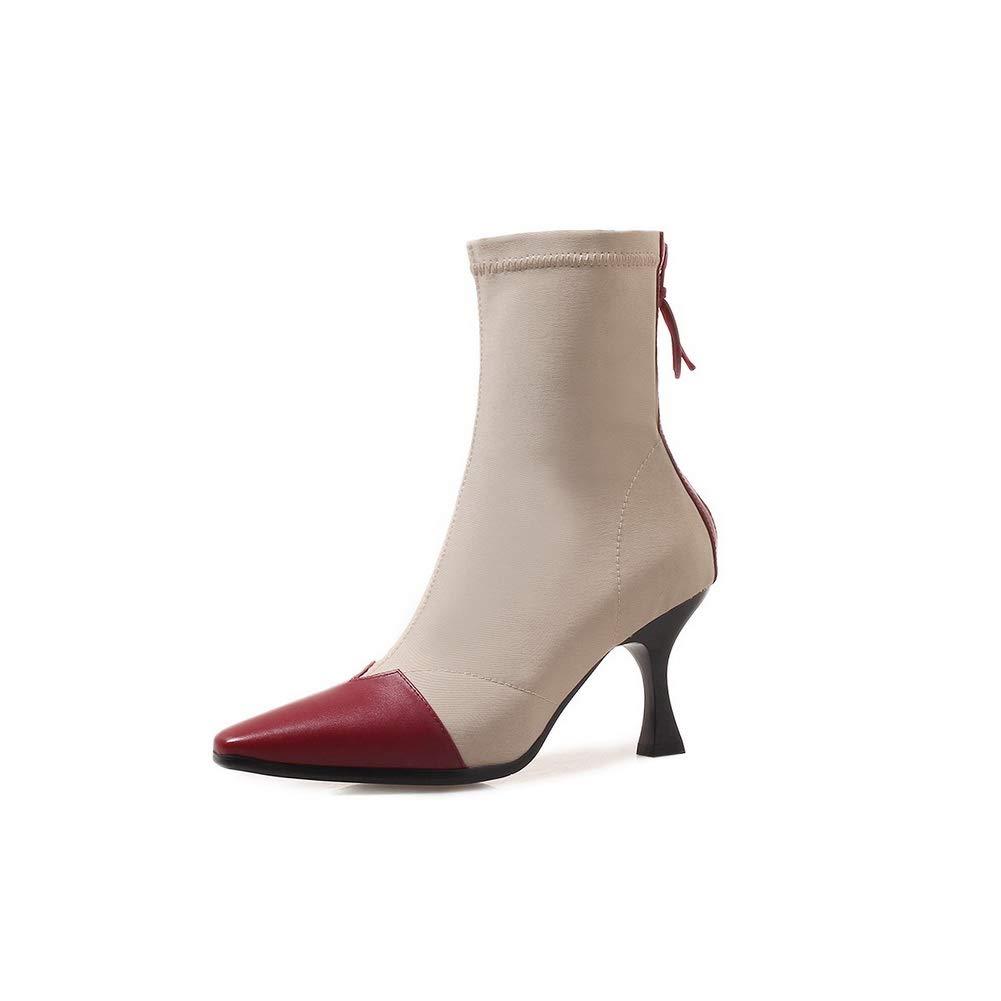 Bordeaux AdeeSu SXE04110, Sandales Compensées Femme