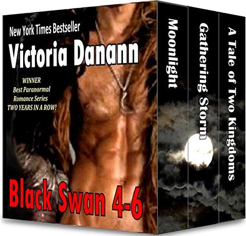 Knights of Black Swan, Books 4-6 (Knights of Black Swan Box Set Book 2) Victoria Four