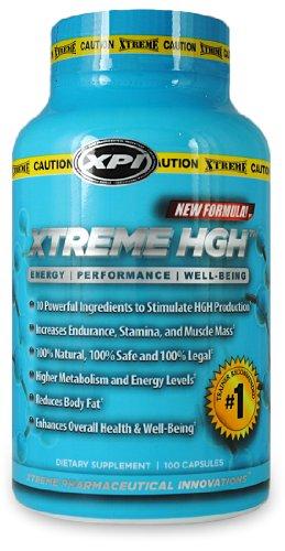 Xtreme - Avoir un métabolisme plus élevé, de l'énergie et l'endurance - All Natural