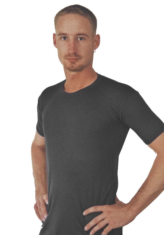 1 oder 2 Thermo-Unterhemden, Funktionsunterhemden,1/4 Arm, innen angeraut, Grössen 5 bis 10 lieferbar