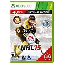 NHL 15 Ultimate Edition - Xbox 360