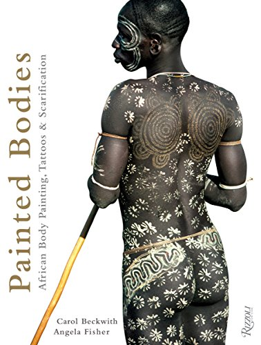 The seminal volume on body painting and adornment by the world's preeminent photographers of African culture. Following the international masterpiece Africa Adorned, Carol Beckwith and Angela Fisher have focused on the traditions of body painting spa...
