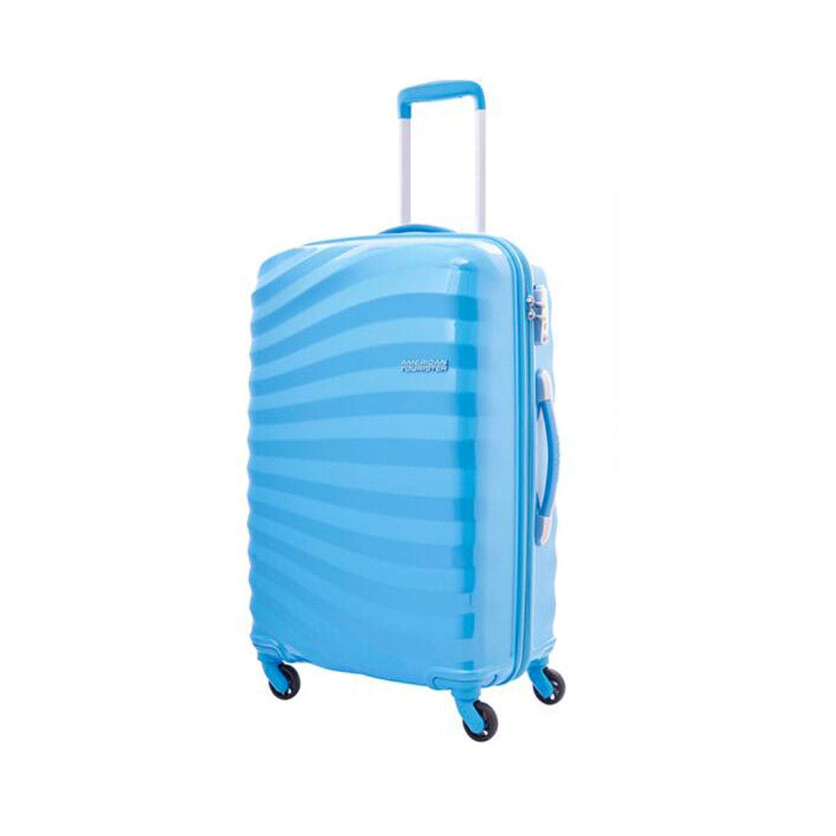 Aishanghuayi スーツケース 耐摩耗 傷防止 ハードケース ローリング TSAロック スーツケース カラー ピンク サイズ (46 29 67) cm (カラー : スカイブルー サイズ : 191227インチ)   B07MT8BTRR