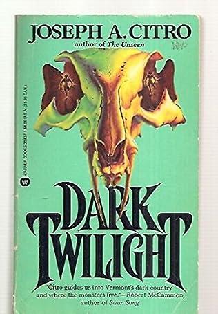 book cover of Dark Twilight