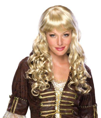 R51723/114 (Mixed Blonde) Elise Wig F/R (Blonde Elise Adult Wig)