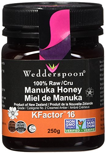 100% Raw Manuka Honey