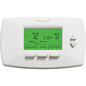 luxpro thermostat psp511lc manual