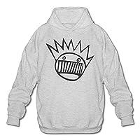 Custom Mens Logo Pullover Hoodie Ween Band Logo