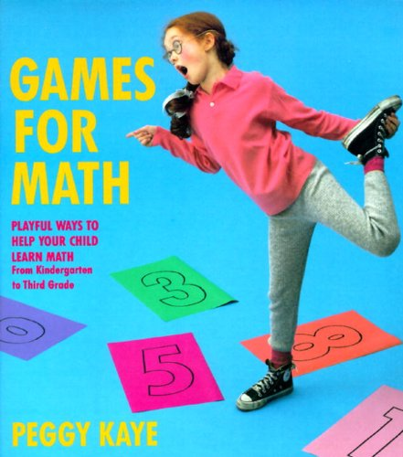 Amazon.com: Games for Math: Playful Ways to Help Your Child Learn ...