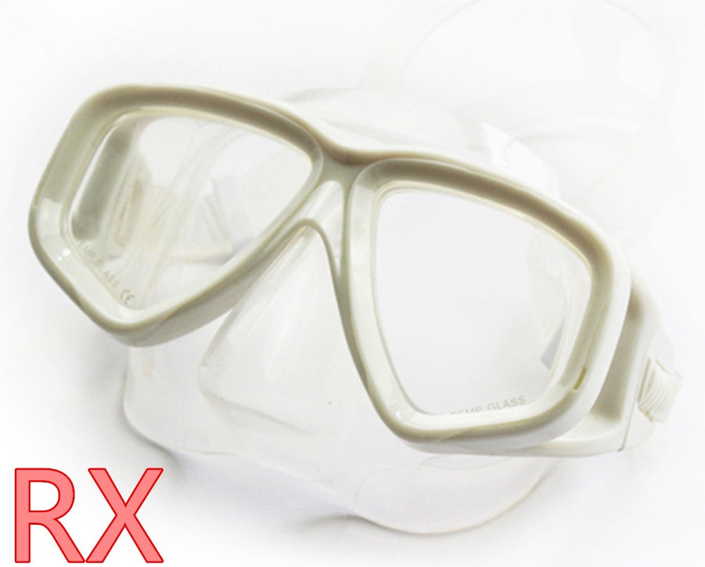 0d2e7e317ae YEESAM Swim Diving Snorkeling Prescription Mask Nearsighted Myopia Myopic - Scuba  Dive Snorkel Mask Nearsight Prescription ...