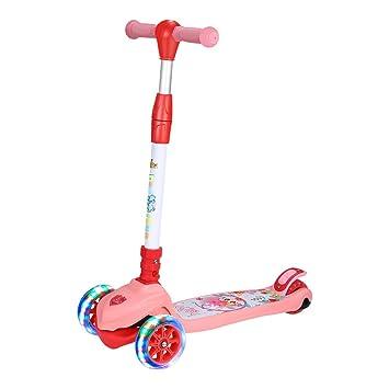 Jike Slide Patinete Ideal para niños y niños pequeños, 3 ...
