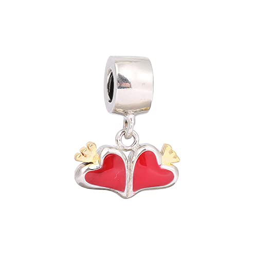 AKKi jewelry Charms Beads Colgante de Acero Inoxidable Perla ...