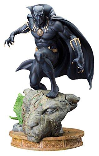Daredevil Black Costumes (Kotobukiya Marvel: Black Panther Fine Art Statue)