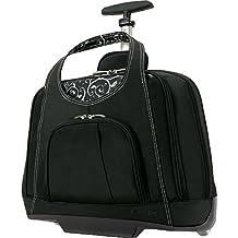 Kensington Contour Balance Series Rolling Notebook Case (Black)