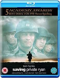 Saving Private Ryan [Blu-ray] [Import anglais]