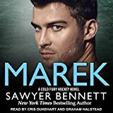 Marek: Cold Fury Hockey Series, Book 11