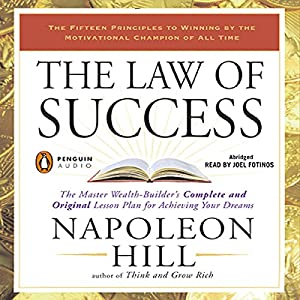 The Law of Success Audiobook
