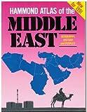 Atlas of the Middle East, Hammond World Atlas Corporation Staff, 0843725168