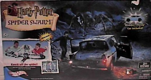 Harry Potter Hot Wheels Spider Swarm Game