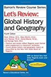 Let's Review Global History and Geography, Mark Willner and Mary Martin, 0764133640