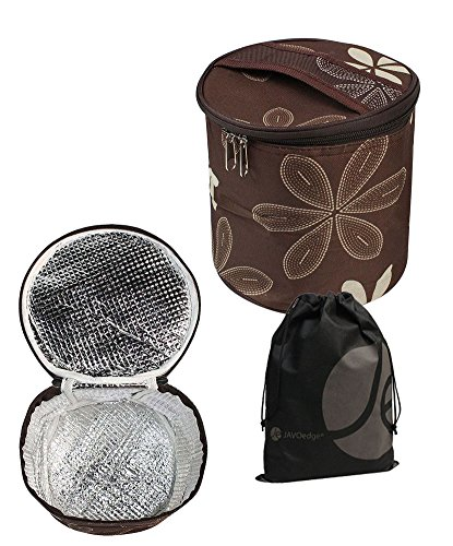 JAVOedge Floral Cylinder Insulated Storage product image