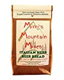Italian Herb Beer Bread Mix from Mimi's Mountain Mixes | Hearty Savory Herb Bread. Just add your favorite brew and bake.