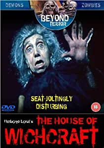 The House of Witchcraft (1989) ( La casa del sortilegio ) [ NON-USA FORMAT, PAL, Reg.0 Import - United Kingdom ]