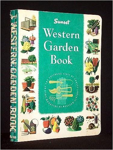 Sunset Western Garden Book: lane book company: Amazon.com: Books