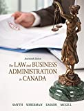 img - for The Law and Business Administration in Canada (14th Edition) book / textbook / text book